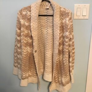 Free People Winter Cardigan